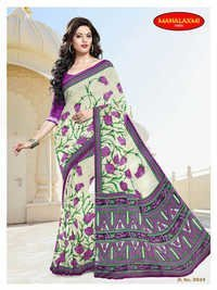 Cotton Sarees With B.P.