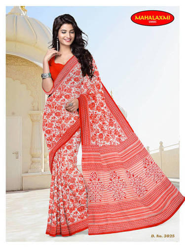 Cotton Sarees In India