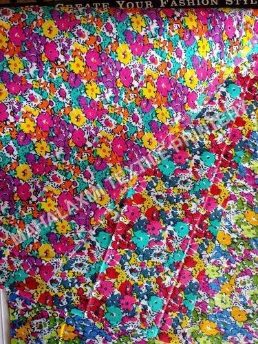 Printed Cotton Kurti Materials Manufacturers
