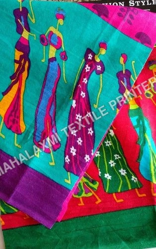 Printed Cotton Fabric Exporters