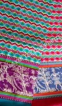 Cotton Printed Fabrics Kurtis Materials