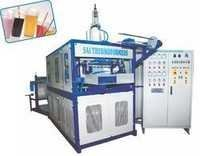 IMMEDIATELY SELLING PLASTIC PP/HIPS/EPS GLASS CUP MAKING MACHINE IN LAKNOW U.P