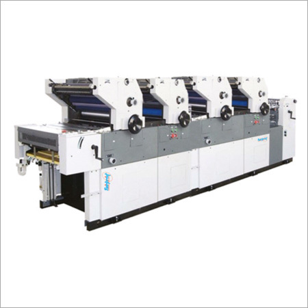 Non Woven Fabric Printing Machine