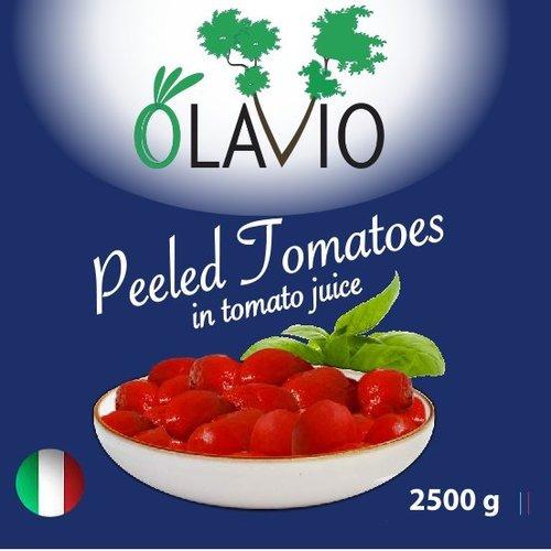 Peeled Tomato Paste