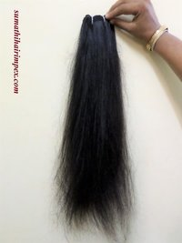 Indian Long Human Hair