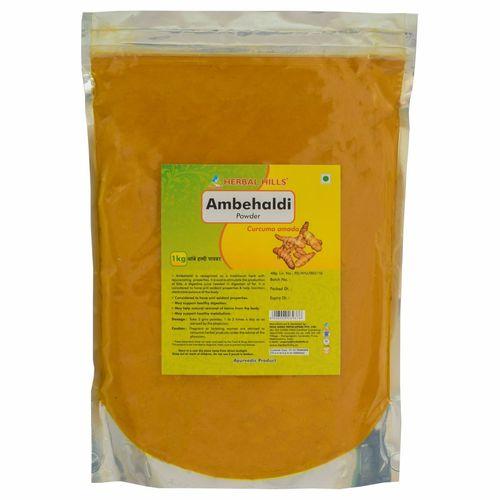 Ayurvedic Ambehaldi Powder 1kg - Healhy Digestion