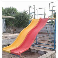 Wave Playground Slide