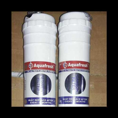 Aqua fresh inline sediment carbon