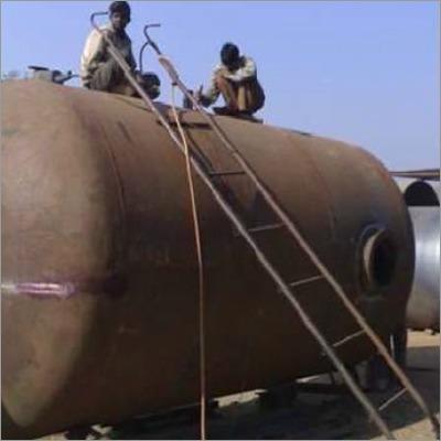 Vessels For Power Boiler Plant