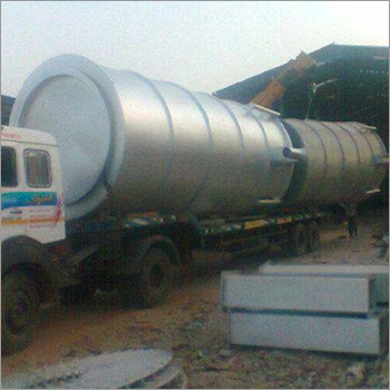 Pressure Vessel Fabrications