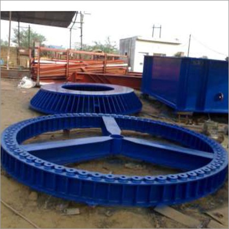 Wind Mill Fabricated Items & Equipments