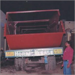 Cane Carrier For Sugar Plant
