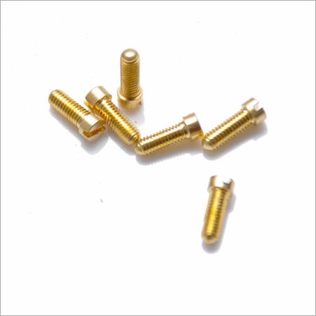 Brass Screws & Rivets