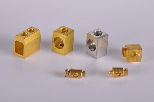 Brass Switchgear Terminals Contacts