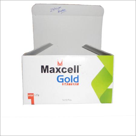 Printed Duplex Corrugated Box