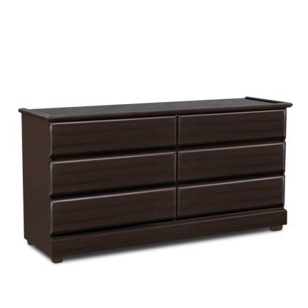 Bismar Chest Of Drawer Walnut