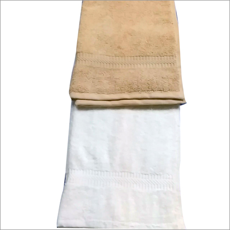 Cotton Dyed Terry Towels