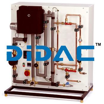 Heat Transfer In A Tubular Heat Exchanger Apparatus