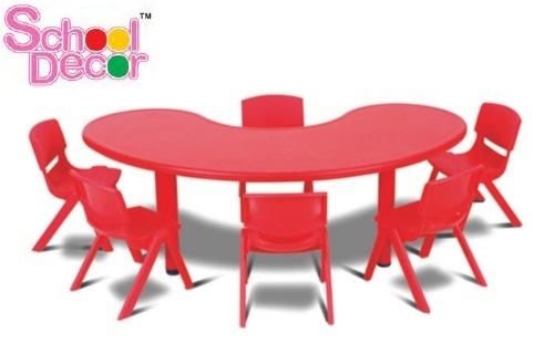 Plastic Kids Table