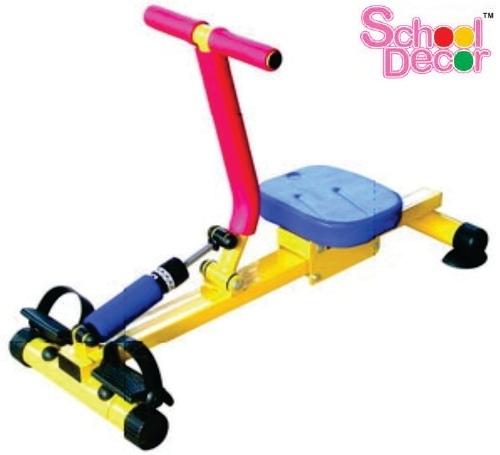 Kids Gym Equipment - Childrens Rowing Machine