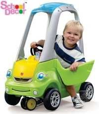 Kids Easy Turn Coupe Car