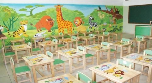 Jungle Theme Classroom Furniture