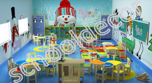 Show Theme Class Room Furniture