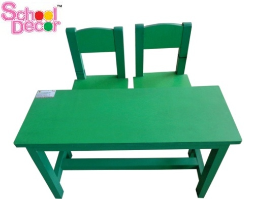 Delux Table with 2 Chair