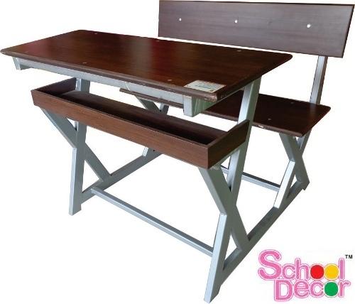 Iron Classroom Desk