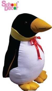 Educational Soft Toy - Penguin