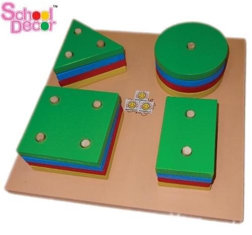 Large Shapes Sorter Board