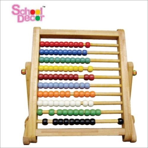 Giant Abacus 10 to 10