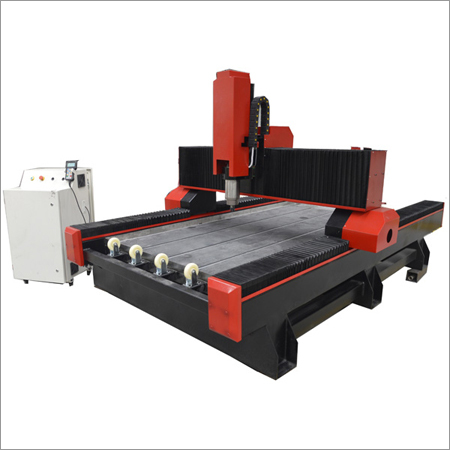 Heavy Duty CNC Stone Router