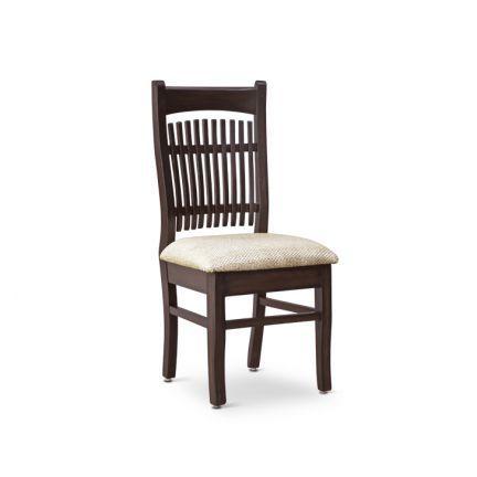 Milly Dining Chair Walnut