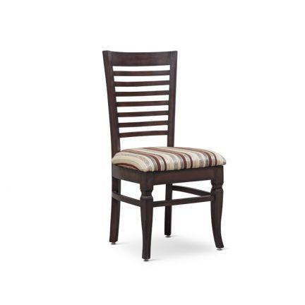 Arturio Dining Chair Walnut