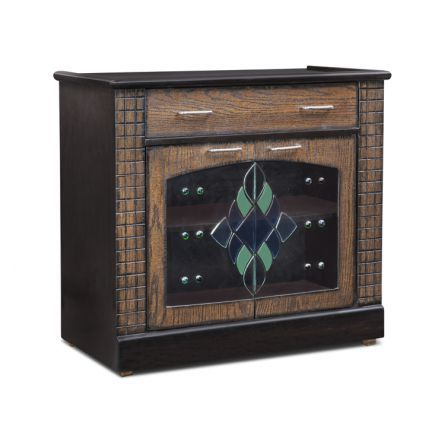 Laviana Cabinet Walnut