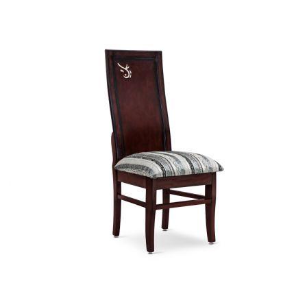 Alexane Dining Chair Walnut