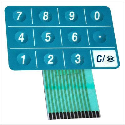 Standard Matrix Keypads
