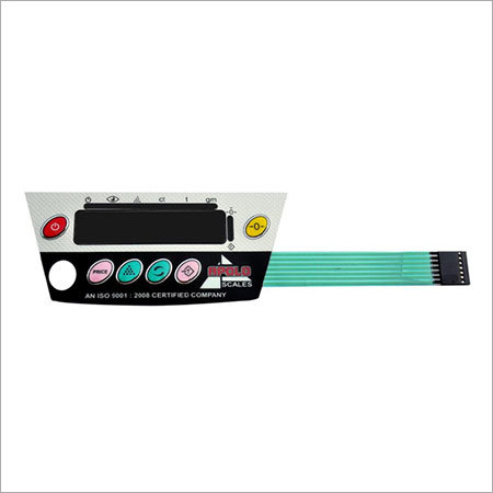 Tactile Membrane Keypads