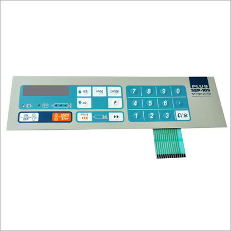 Membrane Keypads With PCB