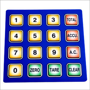 Keypad Sticker