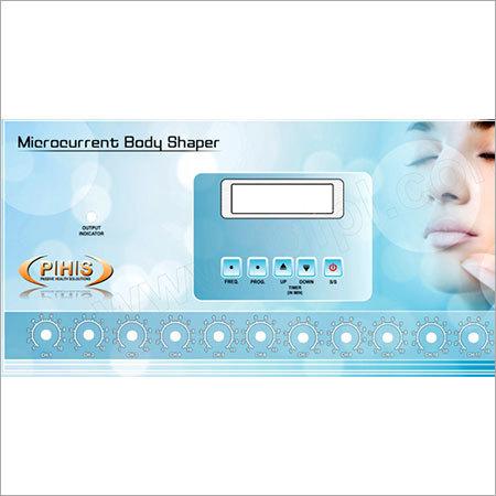 Microcurrent Body Shaper Sticker