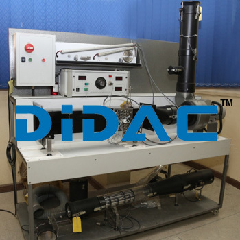 Heat Transfer Bench Apparatus