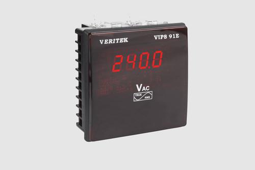Single Phase Voltmeter
