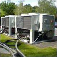 Water Cooled Chillers Services