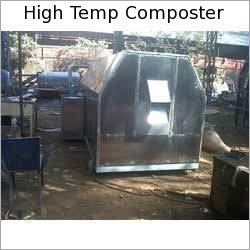 High Temperature Composter Machinery