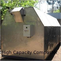 High Capacity Composter
