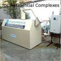 Composter for Residential Complexes