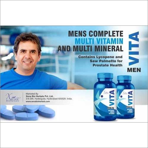 Vita Men Tablets