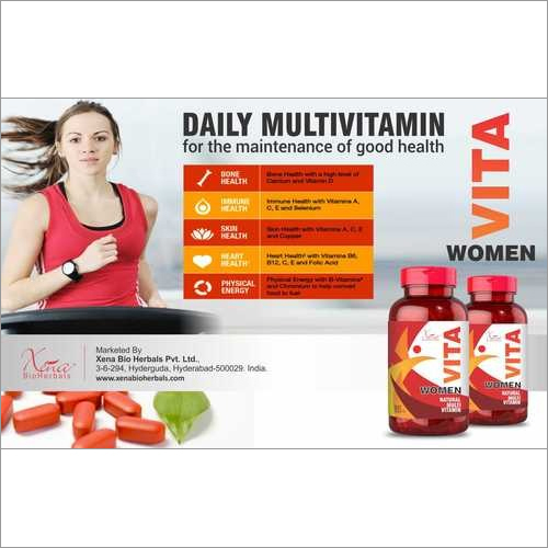 Multi Vitamin Tablets